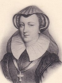 A picture of Mary Stuart